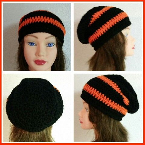 San Francisco Giants colored slouchy hat