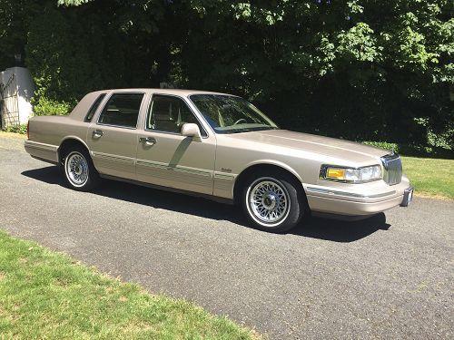 1997 Lincoln Town Car - Lake Stevens, WA #2034631299 Oncedriven