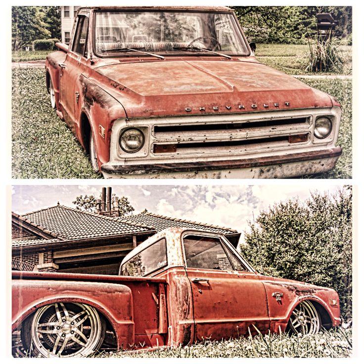 25  B U00e4sta Chevy C10 Id U00e9erna P U00e5 Pinterest