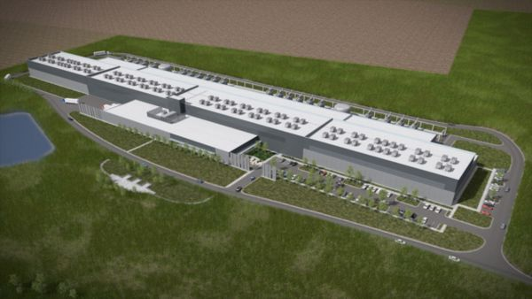 Facebook's New Data Center Will Be a Wind-Powered Building #architechture trendhunter.com