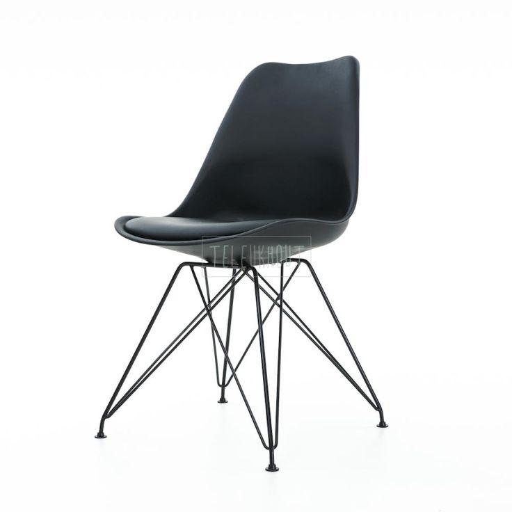 Zwart staal - wit, lichtgrijs of zwart | Vanaf nu verkrijgbaar bij Teleukhout.nl | www.teleukhout.nl