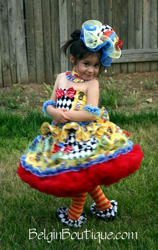 Pageant Theme Wear Ideas