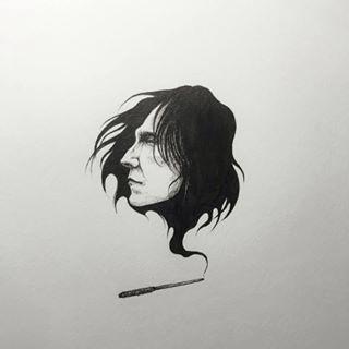 Severus Piton für Madlen