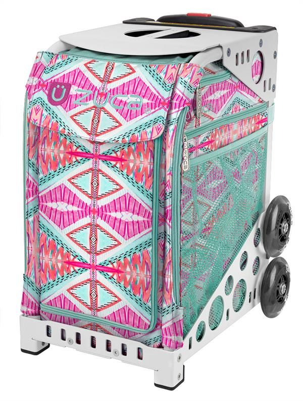 Zuca from Wooska. Tribal Insert Bag. - NEW; Limited Edition. We will personalize for you. Free Gift. No Sales Tax.