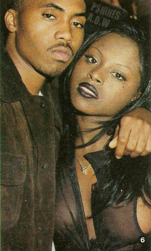 Nas and Foxy Brown