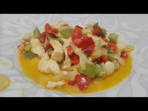 VEGETABLES BREAST CHICKEN - Ana Millán and Ana Belén Doncel
