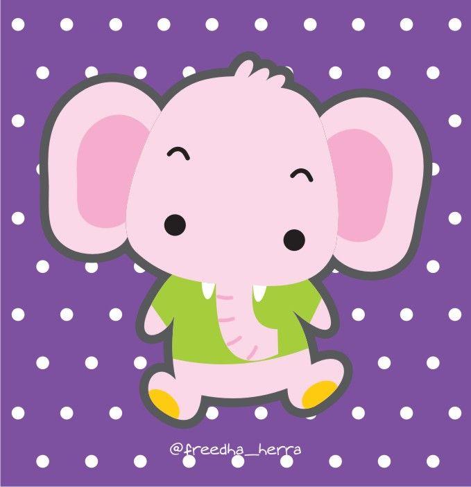 Cute Elephant ^_^