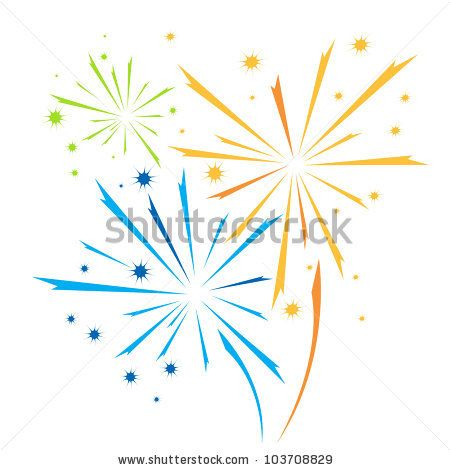 how to draw fireworks - Google Search