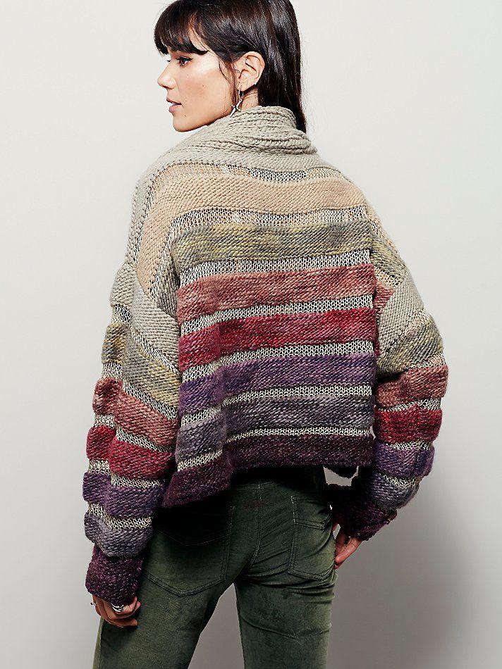 Free People New Romantics Solstice Sweater, $198.00