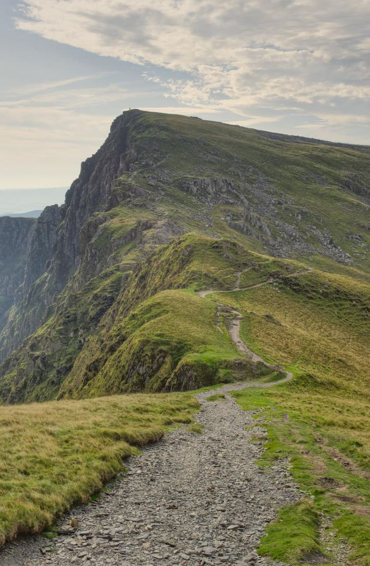 Cadair Idris or Cader Idris is a mountain in Gwynedd, which lies at the southern end of the Snowdonia National Park
