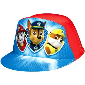Paw Patrol Vac Form Hat Party Supplies Canada - Open A Party