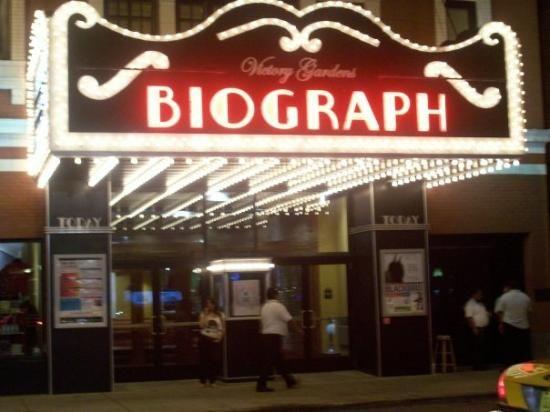 Biograph Theater, Chicago, IL