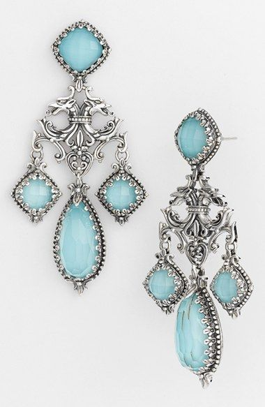 Konstantino 'Aegean' Chandelier Earrings available at #Nordstrom