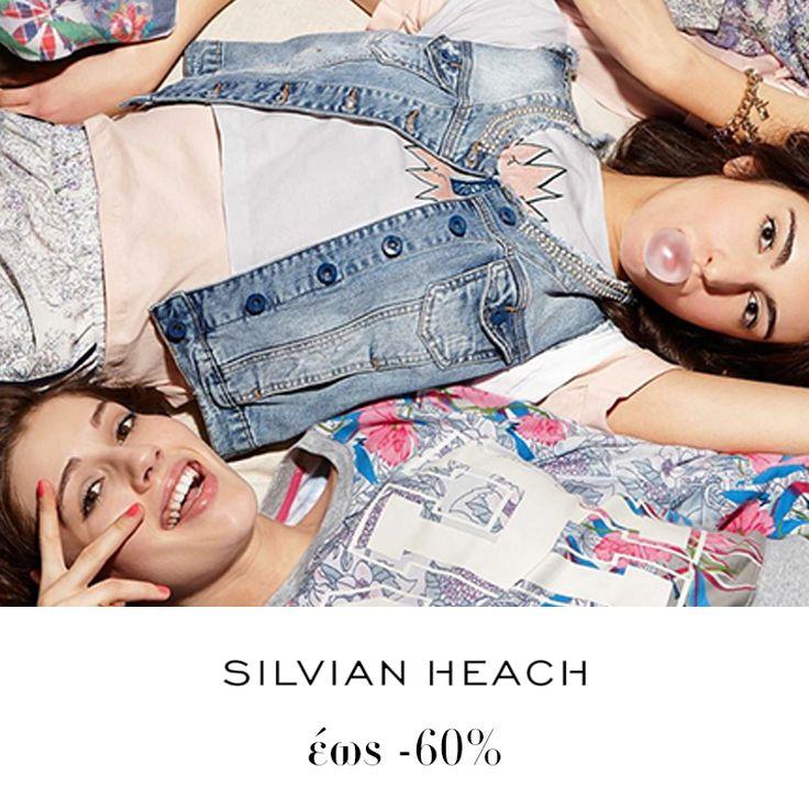 Εκπτώσεις σε Silvian Heach έως -60% ➜ Δείτε τα προϊόντα εδώ:http://goo.gl/aoPKvb |  2310257446  #silvianheach