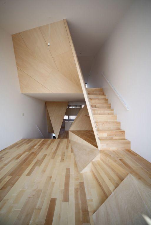 Mejores 324 im genes de dise o interior escaleras en - Escaleras diseno interior ...