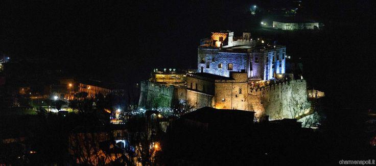 Castello Fondente…Cioccolatieri all'opera. A Limatola la Festa del Cioccolato