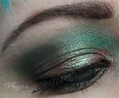 Forest Elf Tutorial with @Sugarpill Cosmetics & @Too Faced Cosmetics . Pin now, play later! #green #brown #crueltyfree #makeup #eyeshadow #tutorial