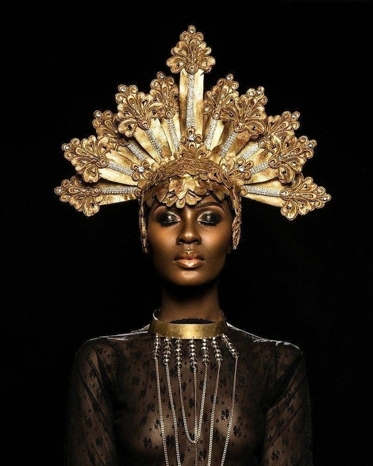 The eve gene black woman