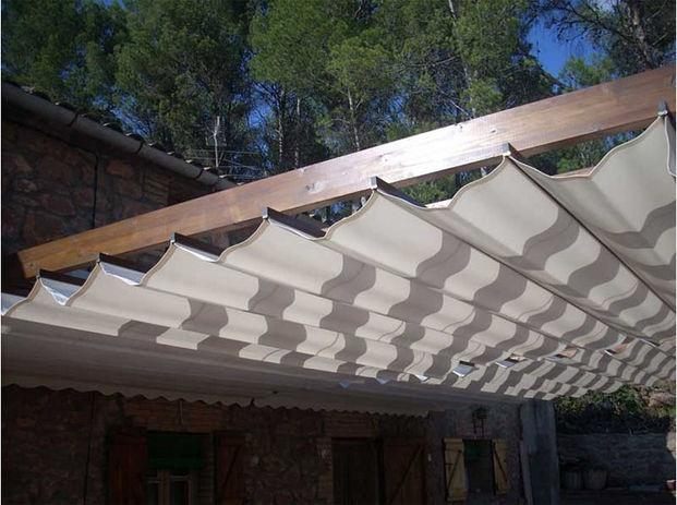 M s de 25 ideas fant sticas sobre techos corredizos en for Techos para patios exteriores
