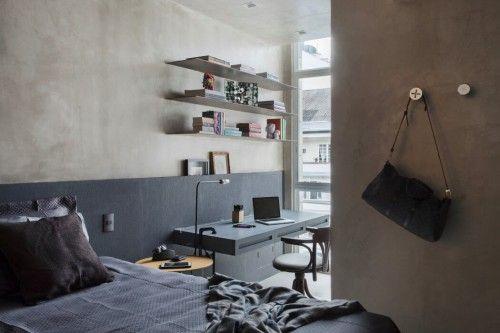 betonlook behang karwei - Google zoeken