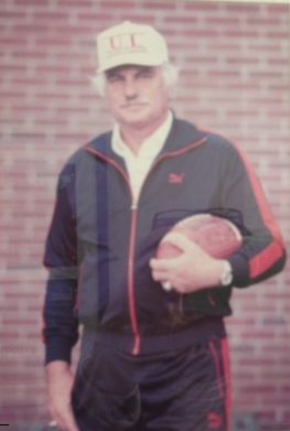 University of #Louisville -- Coach Howard Schnellenberger wearing a classic triple bar #hat made by #TheGame. #collegefootball #coach http://thegameheadwear.com/