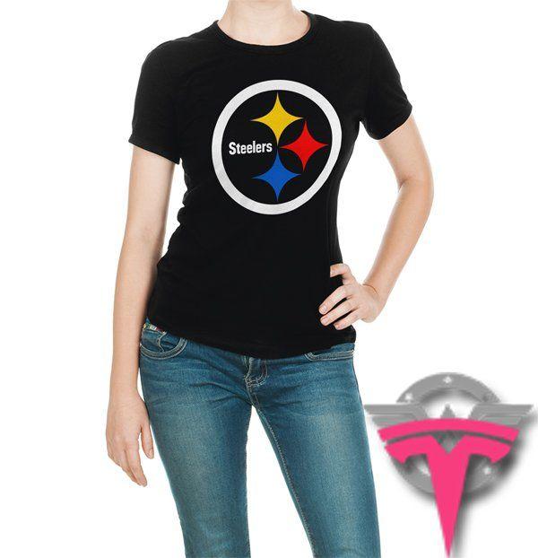 Pittsburgh+Steelers+Women's+T-Shirt