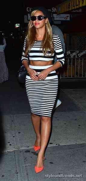 Beyonce Street Style photos 2015(3)
