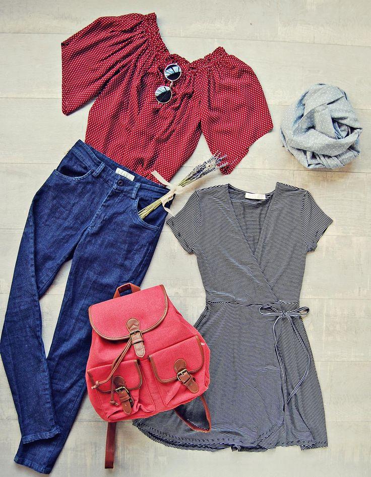 Vintage Girl Style -Flatlay love-  BADILA FASHION Spring-Summer '16 > Spring it Up <