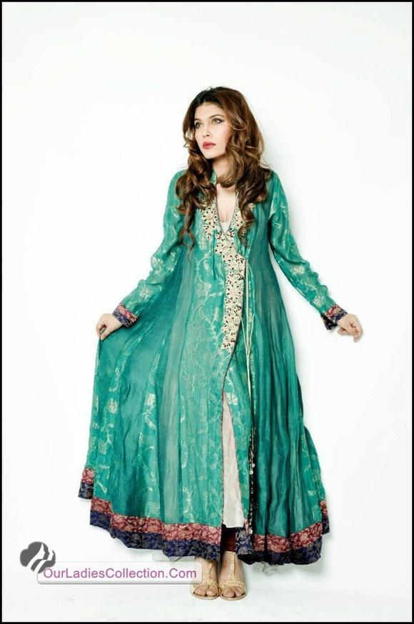 Umsha by Uzma Babar Latest Party Wear for Women