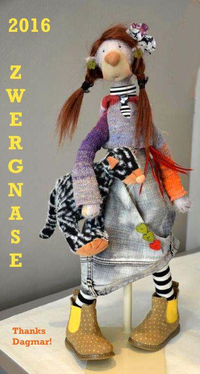 Zwergnase Dolls and Bears by Nicole Marschollek