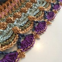 Crochet Pattern Lost In Time : 26 best images about Crochet Edgings on Pinterest Afghan ...