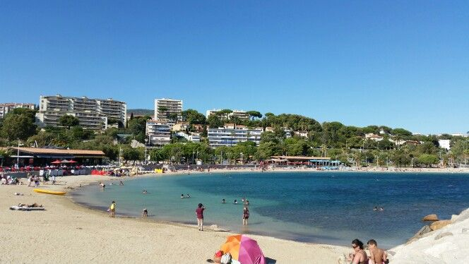 Plage of Mourillon