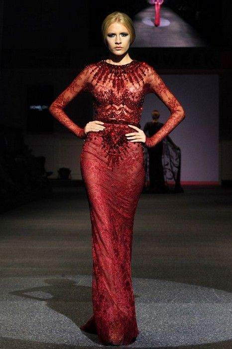 Amazing dresses by Michael Cinco Glamsugar.com Michael Cinco 2013