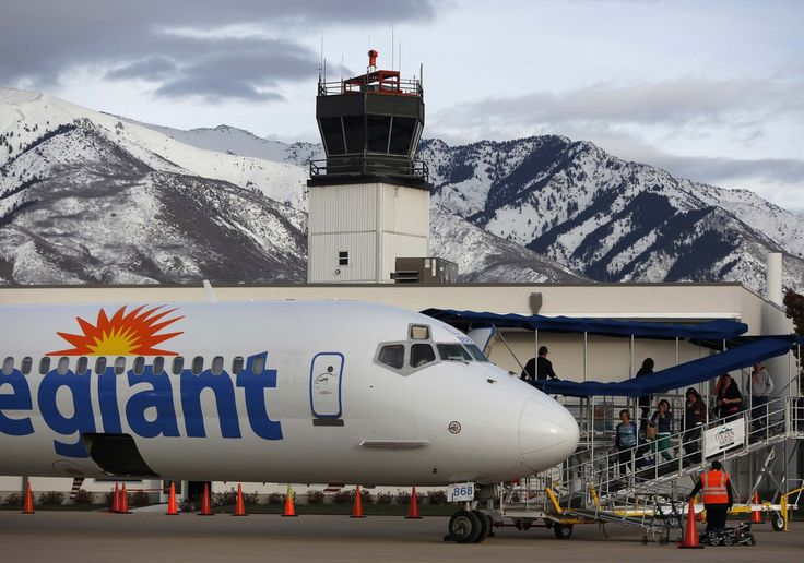 Allegiant Air's Pilots Warn Passengers of Safety Concerns