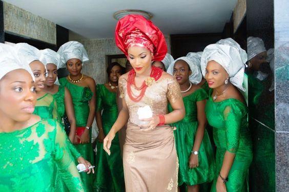 #AfricanShop #NigerianWedding #IgboTraditionalWedding Traditional Igbo Wedding by Alakija Studios: