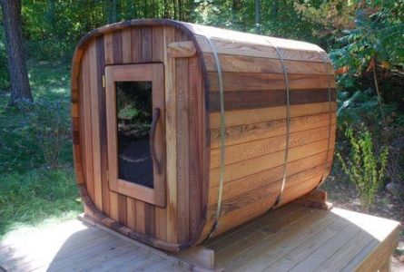 Cedar Barrel Saunas Custom Barrel Saunas Manufacturer Custom Leisure Products