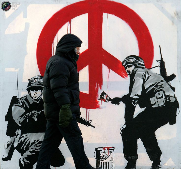 Banksy, Banksy, Banksy