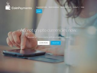 Coin Payments - Accept Bitcoin and other cryptocurrencies with a quick button or checkout.