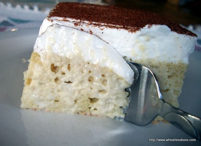 Free Grains Cake Gonna Low Carb Tres Leches