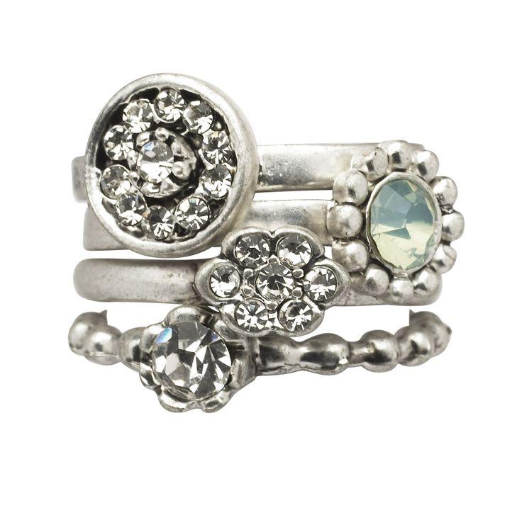 Stunning rings by Lisbeth Dahl Copenhagen Spring/Summer 13. #LisbethDahlCph #Jewellery #Beautiful