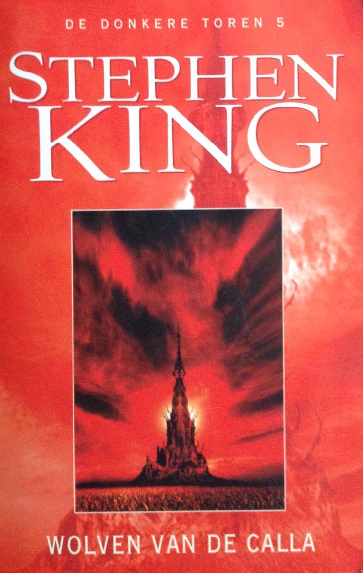 Stephen King: de donkere toren 5, wolven van de calla