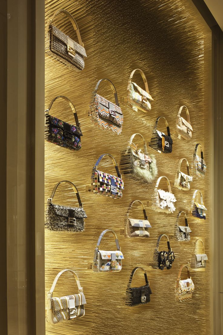 The new Fendi boutique in Milan