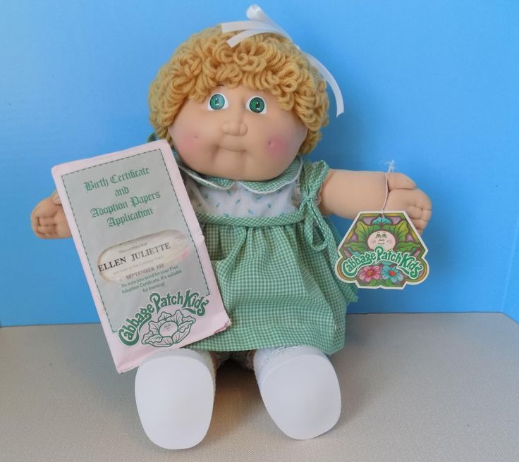 Beautiful IC Cabbage Patch Kid by asterdaisy on Etsy https://www.etsy.com/listing/271038544/beautiful-ic-cabbage-patch-kid