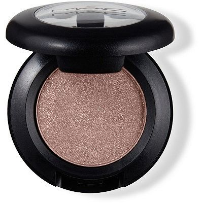 MAC Eyeshadow All That Glitters (beige w/ gold pearl - veluxe pearl) - Highly pigmented powder. Applies evenly, blends well. Can be used wet or dry. Available in a wide variety of textures and finishes.