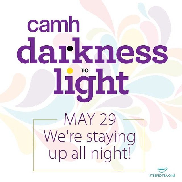 BIG NEWS! We're joining Dragon, #JimTreliving, in his support of #CAMH, Canada's Leading Hospital for Mental Health! JOIN US ON MAY 29TH for our late night Facebook party to raise funds for life-saving mental health care. Will you make a pledge to stay up with us? Visit our #Facebook page for more details!! #charity #steepedtea http://www.steepedtea.com
