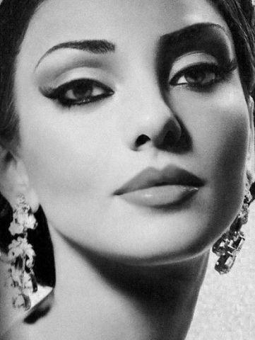 Armenian Beauty Diane Sands (Shnorhokian)