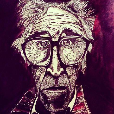 #арт #аригарт #глаза #графика #взгляд #щетина #очки #старик #старость #тушь #рисунок #портрет #art #arigart #graphic #graphicarts #man #spectacles #stubble #beard #ink #indianink #picture #portrait #oldage #oldman #look #strange #очки #мужчина #странный