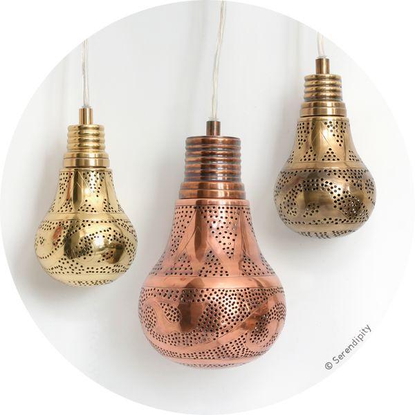 grande suspension ampoule .:serendipity.fr:.