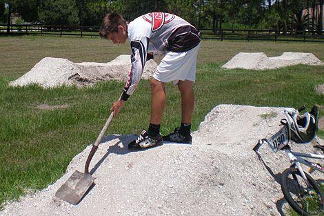 How to Build a Backyard Climbing Wall, Skate Ramp & BMX ...