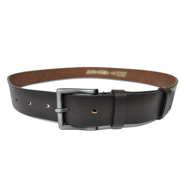 Buckle Square Brown